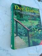 Der Garten - német nyelvű kertészeti könyv