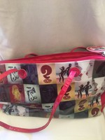 Pacha spanyol lakk vintage táska