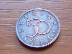 SVÉDORSZÁG 50 ŐRE 2003