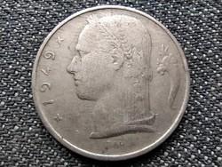 Belgium III. Lipót (1934-1951) 5 Frank (francia szöveg) 1949 (id25008)
