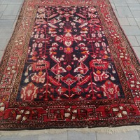 Kézi csomózású Iráni  szőnyeg.200x138cm.Alkudható!