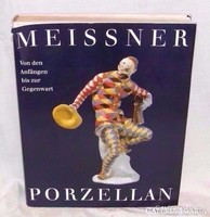 """""""Meissen Porcelán"""" Könyv"""