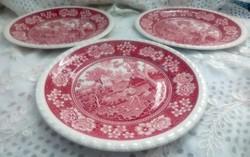 Villeroy&Boch Rusticana fajansz tányérok 3db együtt, 20cm