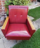 Retro forgós fotel, nosztalgia darab