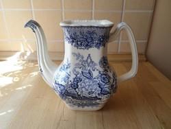MASON'S Ascot angol porcelán kanna kiöntő - tető nélkül