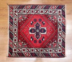 Régi anatóliai kézi csomózású szőnyeg