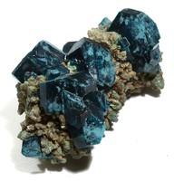 Gyűjteményi ásvány (dioptáz?)02.