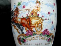 Marstall kaffe tasse, gyűjtői  fesztivál emlékcsésze