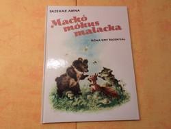 Fazekas Anna Mackó mókus malacka Róna Emy rajzaival, 2011