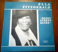 Ella Fitzgerald - Baisin' Street Blues, 1976 Electrorecord