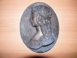 Beatrice Portinari , Dante szerelme , plakett
