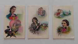 Régi olasz képeslapok