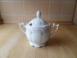 """Hutschenreuther Bavaria """"VIKTORIA"""" porcelán cukortartó"""