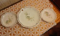 Moritz zdekauer porcelain cookie set