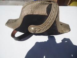 Régi kalap ritkaság
