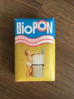 Bontatlan retro biopon mosópor