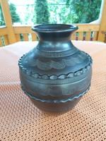 Mohácsi fekete váza