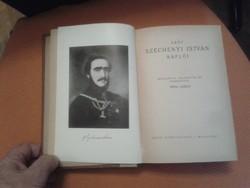 GRÓF SZÉCHENYI ISTVÁN NAPLÓI_BÓKA LÁSZLÓ SZERKESZTÉS 1939 MAGYAR SZÁZADOK