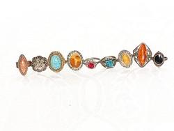 9 db. antik gyűrű