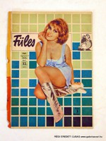 1969 augusztus 9  /  Füles  /  SZÜLETÉSNAPRA RÉGI EREDETI ÚJSÁG Szs.:  5881