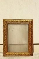 Aranyozott blondel tükör keret képkeret 81×65cm