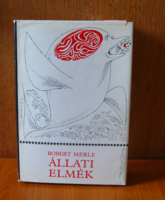 Robert Merle  - Állati elmék - 1979 - Európa Könyvkiadó