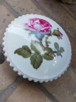Rosenthal rózsás bonbonier  1919-1935