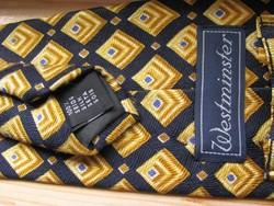 100 % -os selyem nyakkendő 1.