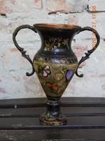 Réz amfora, váza