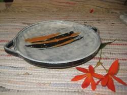 GORKA LÍVIA  szép    asztal dísze  26   cm ,szép állapot