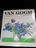 Van Gogh-művészeti album.
