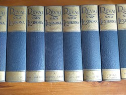 Révai Nagy Lexikona (1-9. kötet)