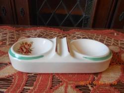 Antik porcelán sótartó