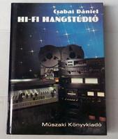 Csabai Dániel: Hi-Fi hangstúdió 1983.