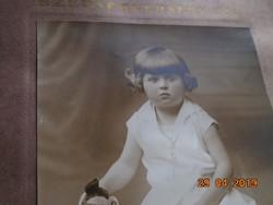 1931 Szépségverseny gyerek fotó