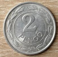2 pengő 1941 BP.