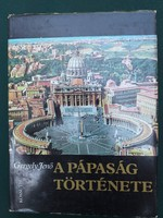 Gergely Jenő: A pápaság története