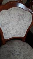 4 db régi szék