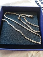 Eladó ezüst gyönyörű különleges görög mintás nyaklánc!