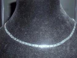 Gucci  Ezüst- Fehérarany Uniszex nyaklánc 4.