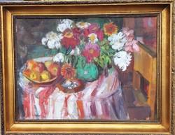 Vidéky Brigitta 1952-1958 / Asztali csendélet