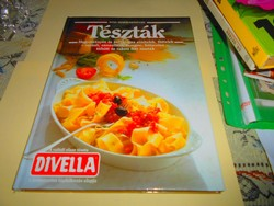 ---Tészták -NOVA szakácskönyv