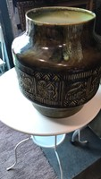 Kispesti Gránit kaspó , padló váza