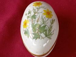 50 Boltze Bazar porcelán ékszertartó bonbonier 10x6 cm