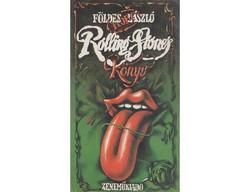 Földes László Rolling Stones könyv