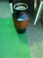 Kispesti Granit kerámia kaspó , váza