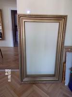 Antik blondel keret ökörszemes 143 x 92 cm