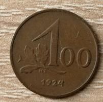 Ausztria 100 Korona 1924