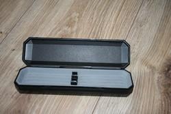 Műanyag toll doboz - régebbi tollakhoz.... tolltartó