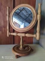 Tükör, asztali, népi